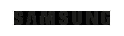 samsung logo czarne